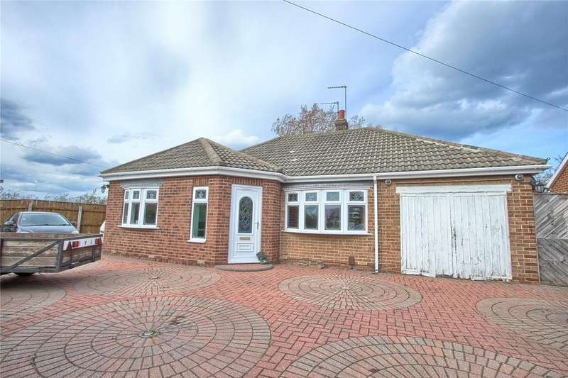 2 Bedrooms Detached Bungalow for sale in Windy Hill Lane, Marske-by-the-Sea