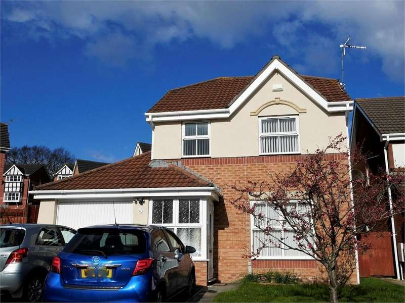 3 Bedrooms Detached House for sale in Cwrt Dyfed, Barry