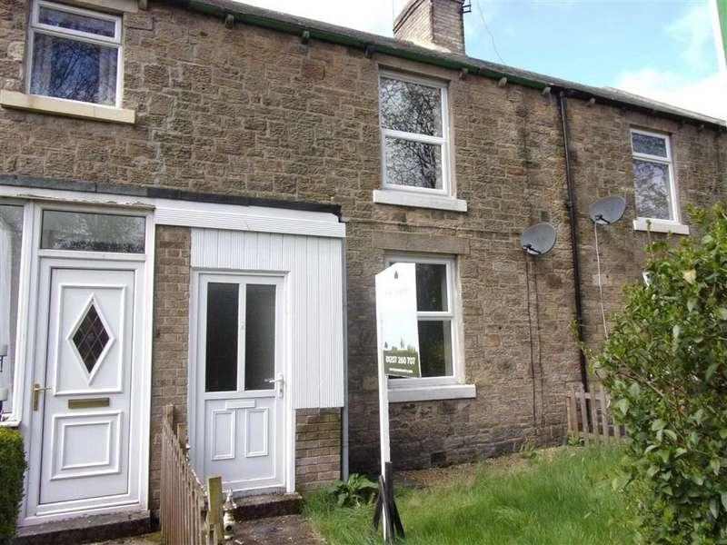 2 Bedrooms Terraced House for rent in Allen Terrace, Crawcrook, Tyne Wear
