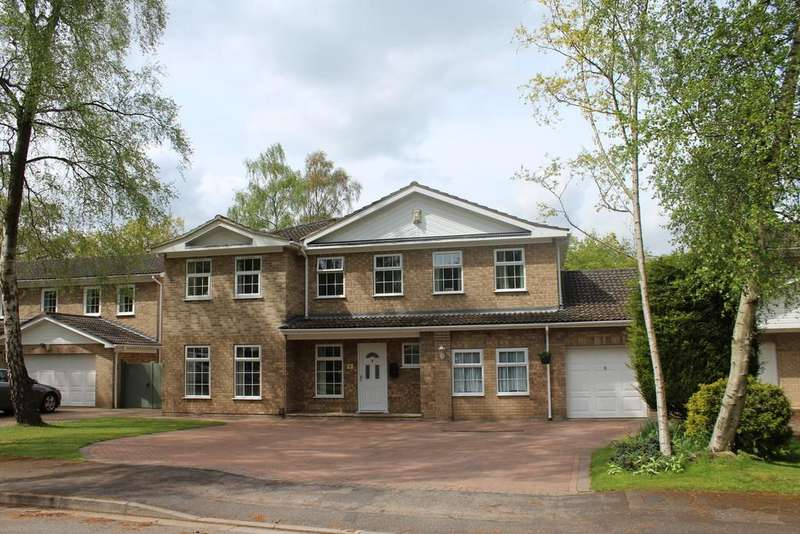 5 Bedrooms Detached House for sale in Chelsea Close, Lincoln