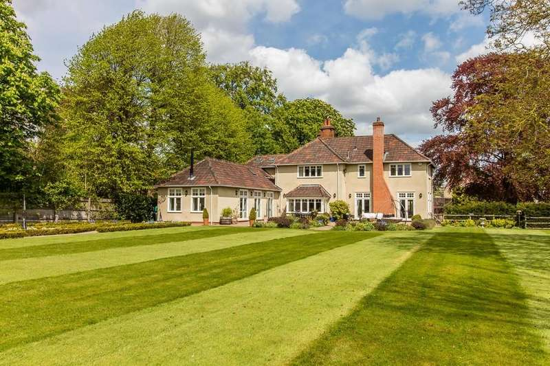 5 Bedrooms Detached House for sale in Little Shelford, Cambridge