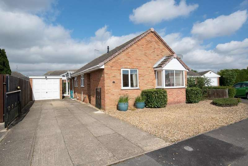 3 Bedrooms Detached Bungalow for sale in Burgess Drive, Fleet Hargate, PE12