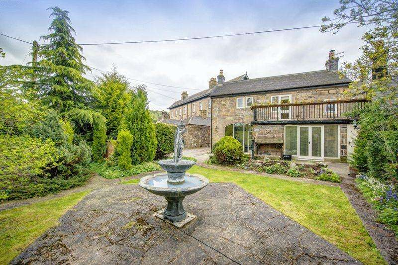 2 Bedrooms Detached House for sale in Matlock Green, Matlock