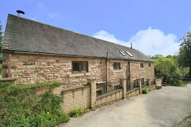 4 Bedrooms Barn Conversion Character Property for sale in Ladybank Farm , Ambergate, Belper, Derbyshire, DE56 2HT