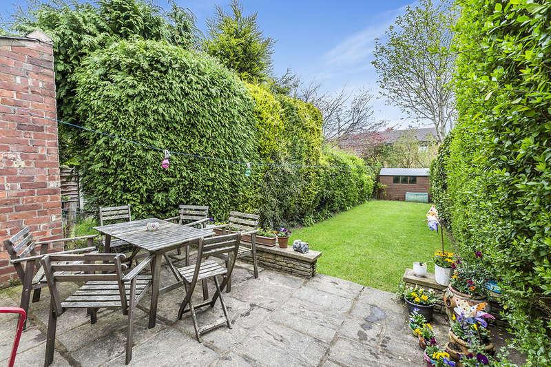 2 Bedrooms Terraced House for sale in Back Lane, Appley Bridge, Wigan, WN6
