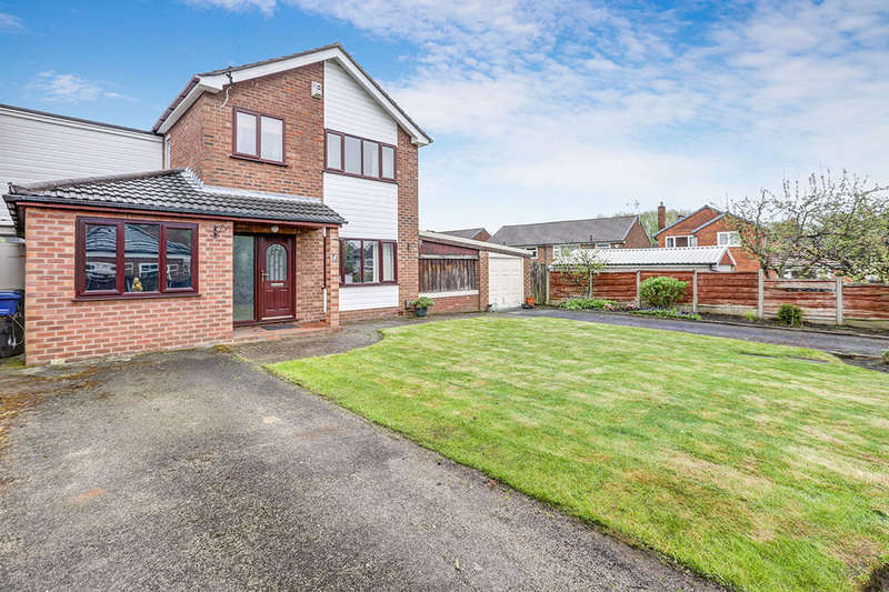 4 Bedrooms Detached House for sale in The Mere, Cheadle Hulme, Cheadle, SK8