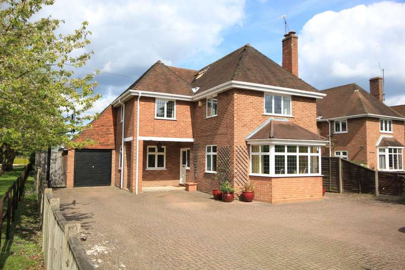 6 Bedrooms Detached House for sale in Betchworth Avenue, Earley, Reading, RG6