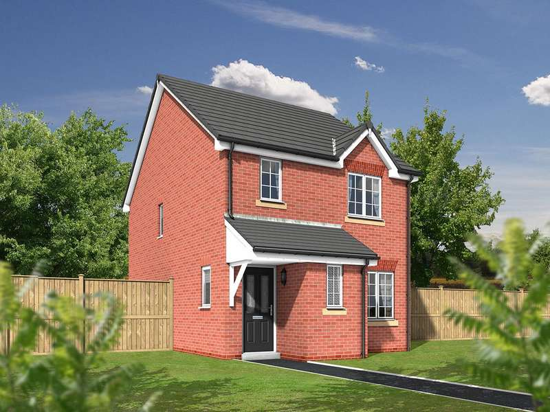 3 Bedrooms Semi Detached House for sale in Almond Brook Road, Standish, Wigan