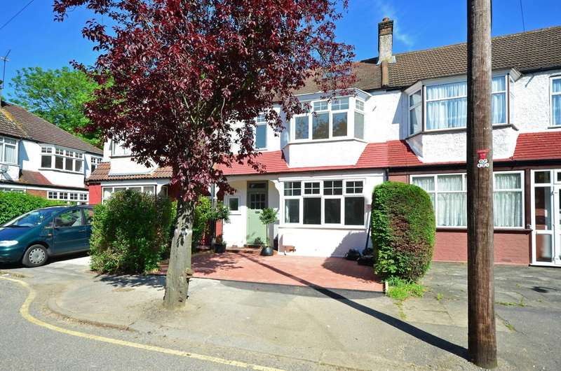 5 Bedrooms Terraced House for sale in Firstway, Raynes Park, SW20