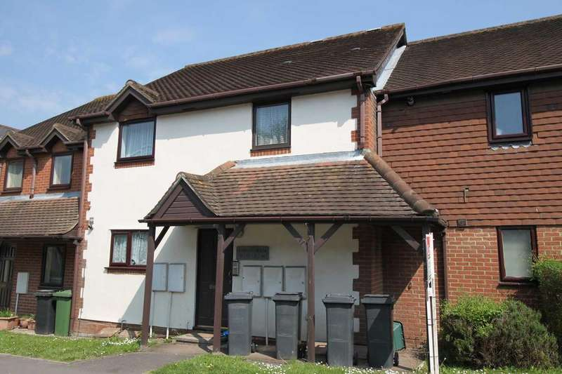 1 Bedroom Flat for rent in Overton House, London Road, Overton RG25