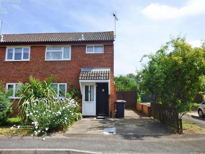 2 Bedrooms House for sale in Lombardy Way, Borehamwood