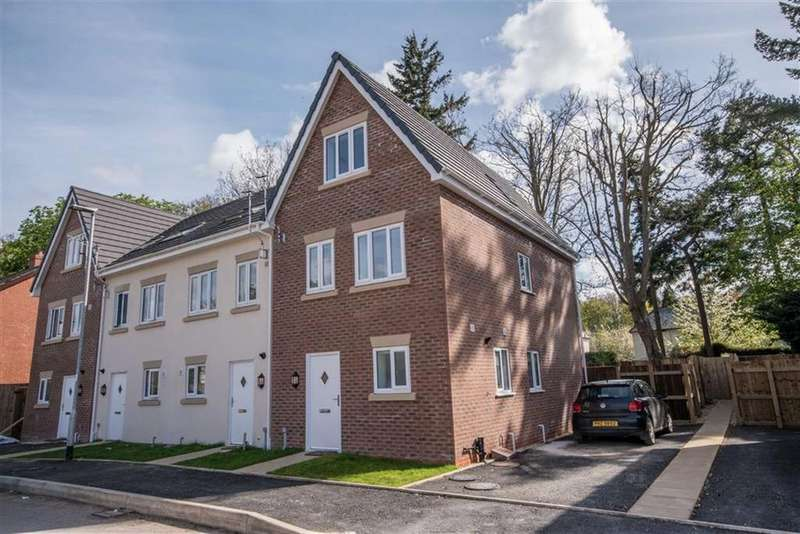 3 Bedrooms End Of Terrace House for sale in Rhyd Y Byll, Rhewl, Ruthin