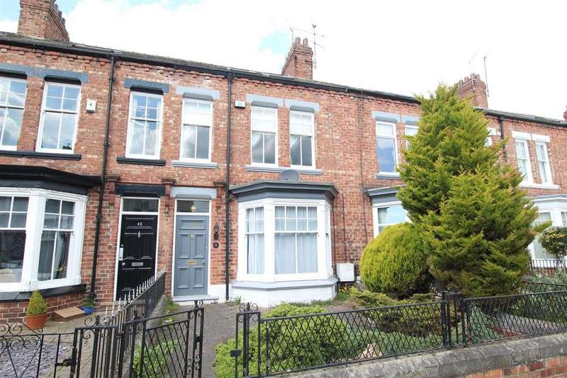 4 Bedrooms Town House for sale in Woodland Terrace, Darlington