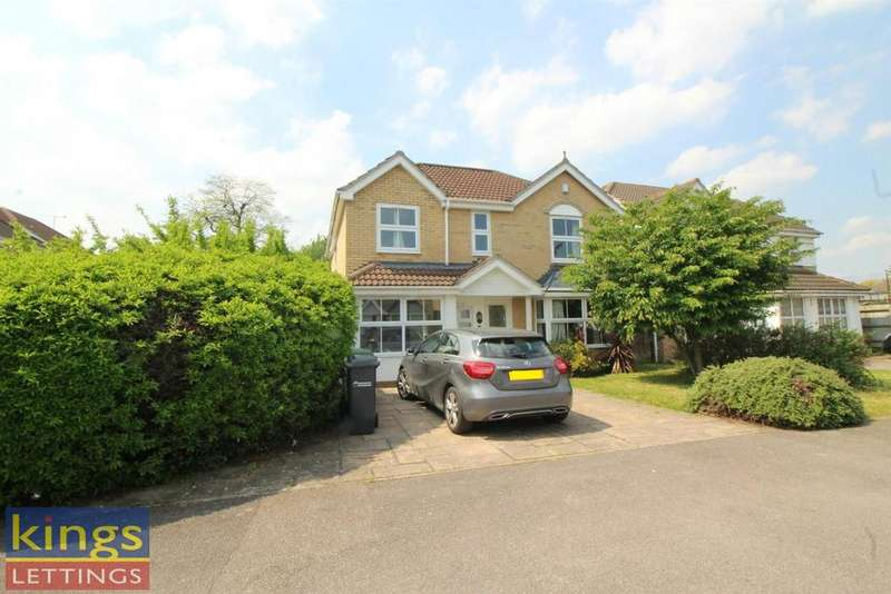 5 Bedrooms Detached House for rent in Norwood Road, Cheshunt, Waltham Cross