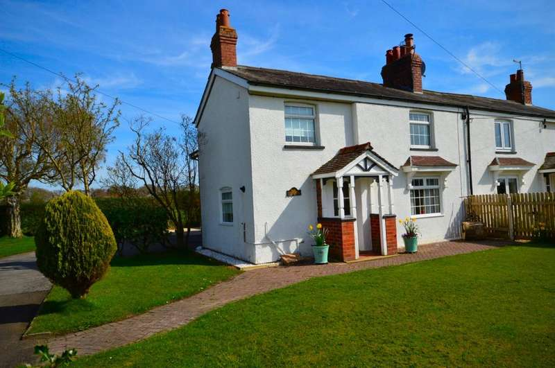 3 Bedrooms Semi Detached House for rent in Over Peover, Knutsford
