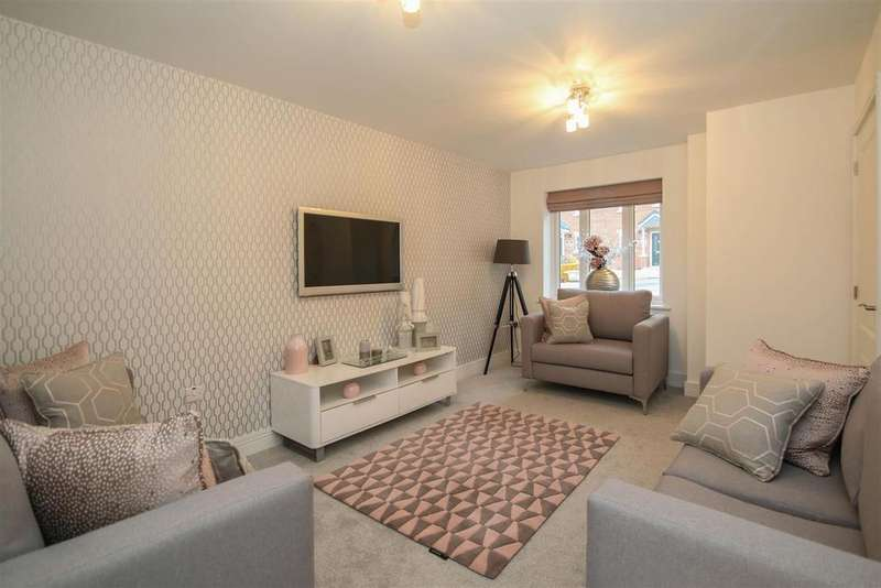 3 Bedrooms House for sale in Greenwood Mews, 555 Chorley New Road, Horwich, Bolton