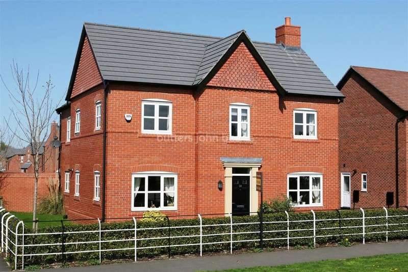 4 Bedrooms Detached House for sale in Winnington Avenue, Winnington