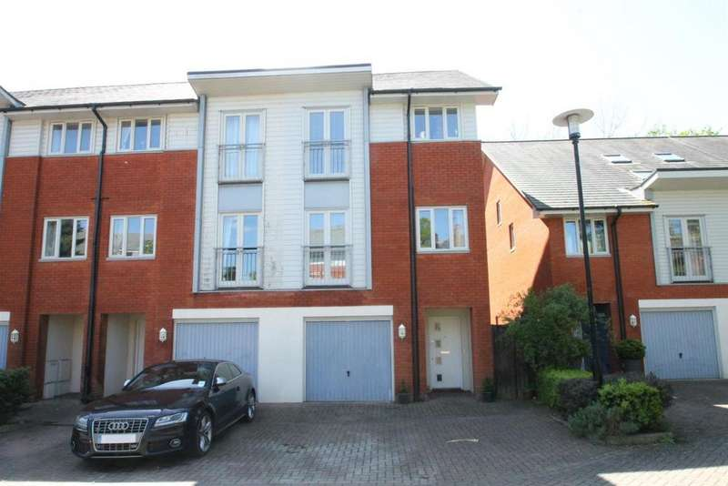 4 Bedrooms Town House for sale in Holland Road, Maidstone