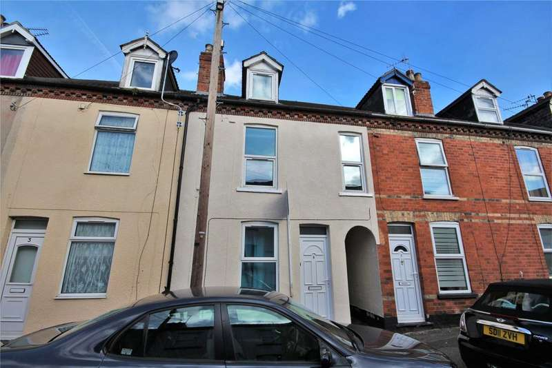3 Bedrooms Terraced House for sale in Linton Street, Lincoln, LN5