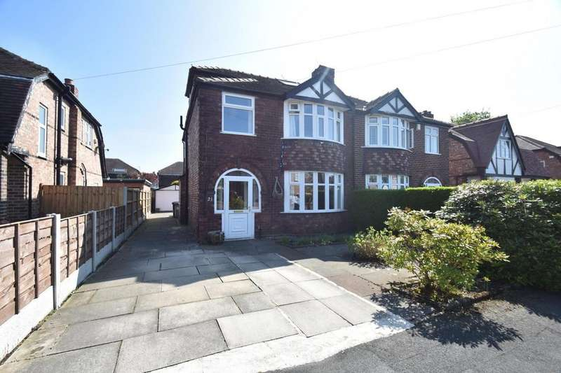 4 Bedrooms Semi Detached House for sale in Penrith Avenue, Sale