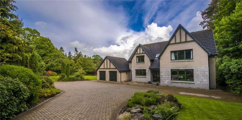 5 Bedrooms Detached House for sale in The Cedars, 8A Hillhead Road, Bieldside, Aberdeen, AB15