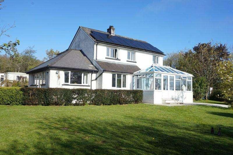 3 Bedrooms Detached House for sale in Boyton, Launceston