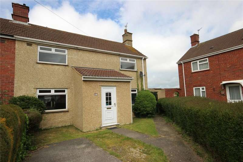 4 Bedrooms Semi Detached House for sale in The Close, Patchway, Bristol, BS34