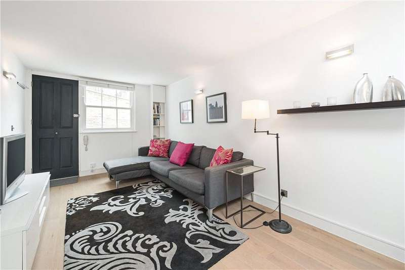 1 Bedroom Flat for sale in Crawford Street, Marylebone, London, W1H