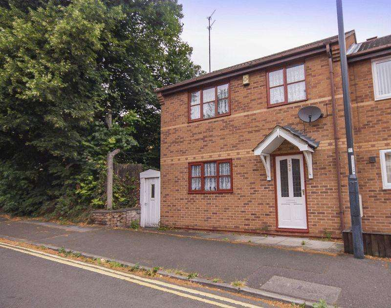 3 Bedrooms Semi Detached House for sale in DREWRY LANE, DERBY