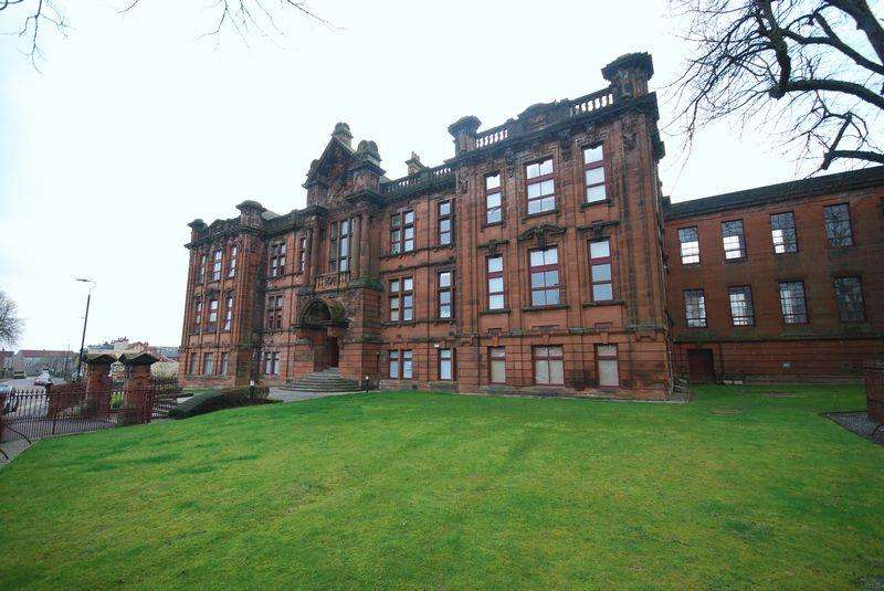 2 Bedrooms Flat for sale in 22 Academy Apartments ,Elmbank Avenue,Kilmarnock KA1 3BT
