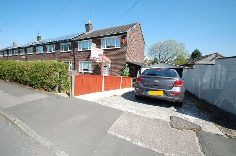 2 Bedrooms Town House for sale in Portree Crescent, Shadsworth, Blackburn