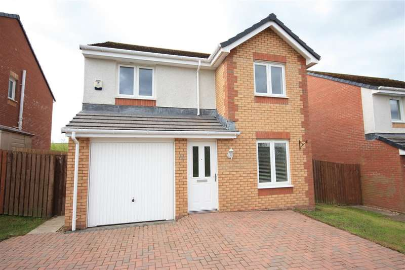 4 Bedrooms Detached House for sale in Murdoch Avenue, Cambuslang