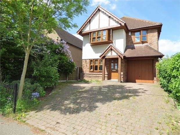 5 Bedrooms Detached House for sale in Helena Road, Rayleigh, Rayleigh, SS6 8LL