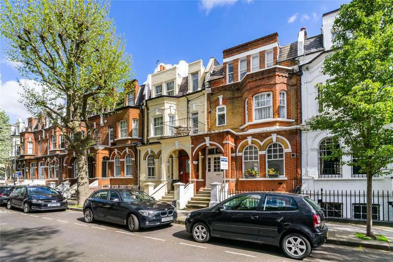 1 Bedroom Flat for sale in Crookham Road, Parsons Green, Fulham, London, SW6