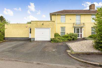 4 Bedrooms Semi Detached House for sale in Oldfield Crescent, Cheltenham, Gloucestershire