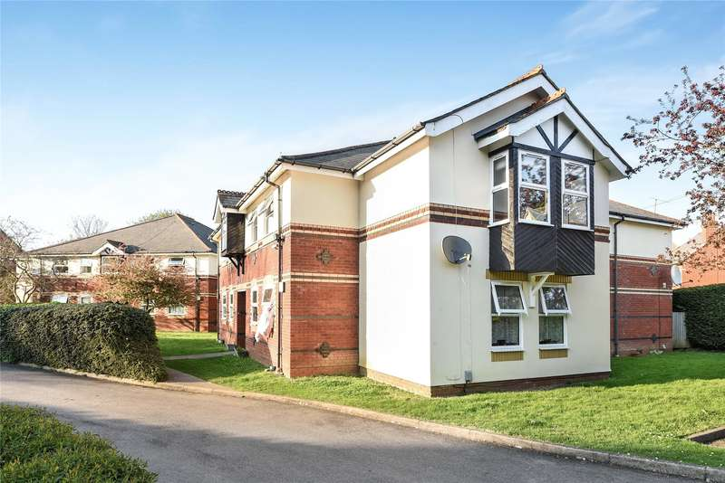2 Bedrooms Apartment Flat for sale in Wilson Road, Reading, Berkshire, RG30