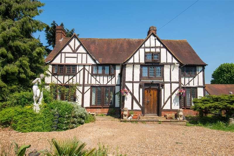 4 Bedrooms House for sale in Goffs Lane, Goffs Oak, Waltham Cross, Hertfordshire