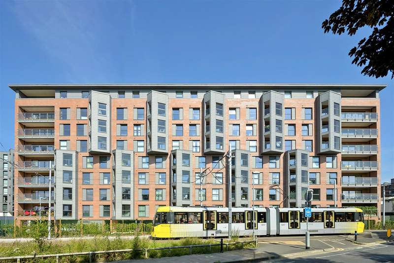 2 Bedrooms Apartment Flat for sale in The Hatbox, 7 Munday Street, Manchester, M4 7AZ