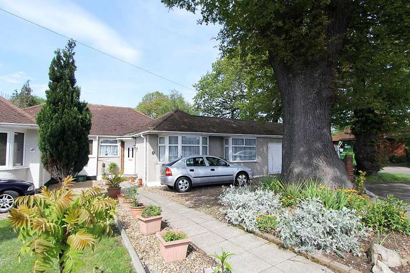 4 Bedrooms Semi Detached Bungalow for sale in 44, Carlton Road, ERITH, Kent, DA8 1DS