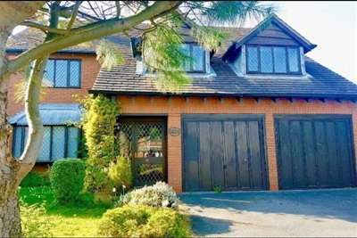 4 Bedrooms House for rent in Farrington Close, Nuthall