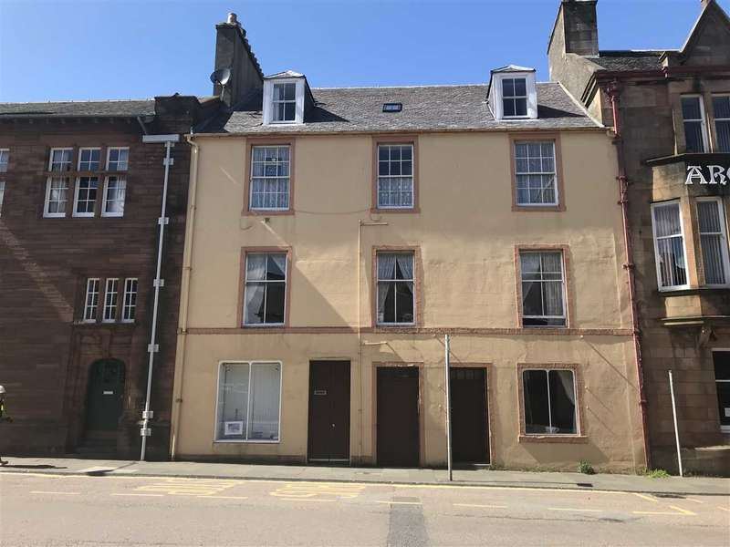 3 Bedrooms Flat for sale in Main Street, Campbeltown