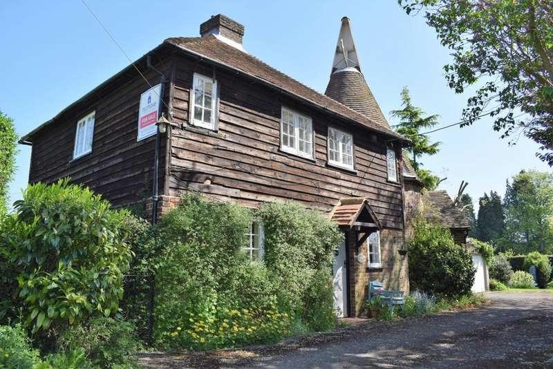 4 Bedrooms Detached House for sale in Harvel Street, Meopham, DA13