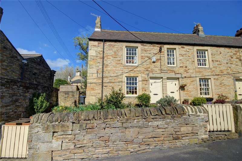 2 Bedrooms End Of Terrace House for sale in Cutlers Hall Road, Shotley Bridge, Consett, DH8
