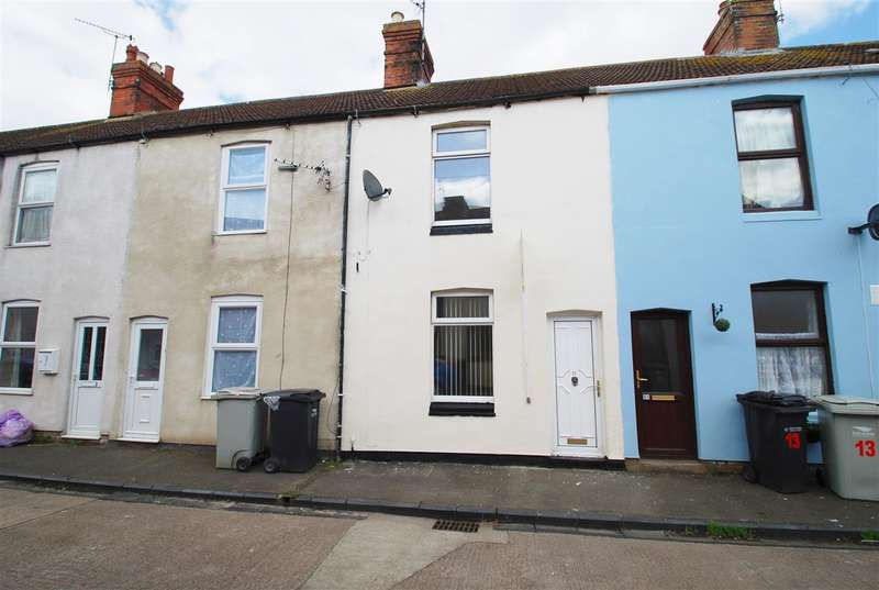 2 Bedrooms Terraced House for sale in Victoria Road Sutton on Sea