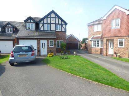 3 Bedrooms Detached House for sale in Heath Park Grove, Runcorn, Cheshire, WA7