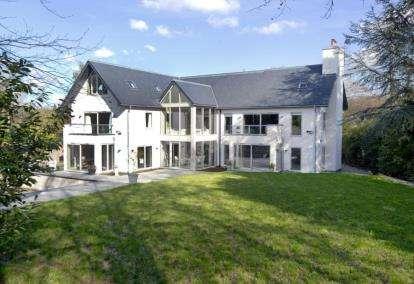 5 Bedrooms Detached House for sale in Ninhams Wood, Keston Park