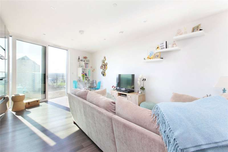 2 Bedrooms Apartment Flat for sale in Copperlight Apartments, Buckhold Road, Wandsworth, London, SW18
