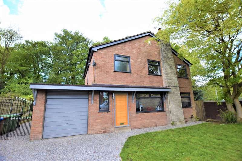 4 Bedrooms Detached House for sale in Bancroft Avenue, Cheadle Hulme