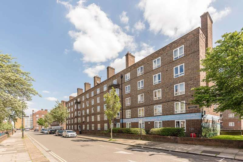 2 Bedrooms Flat for sale in Bolney Street, Vauxhall, SW8