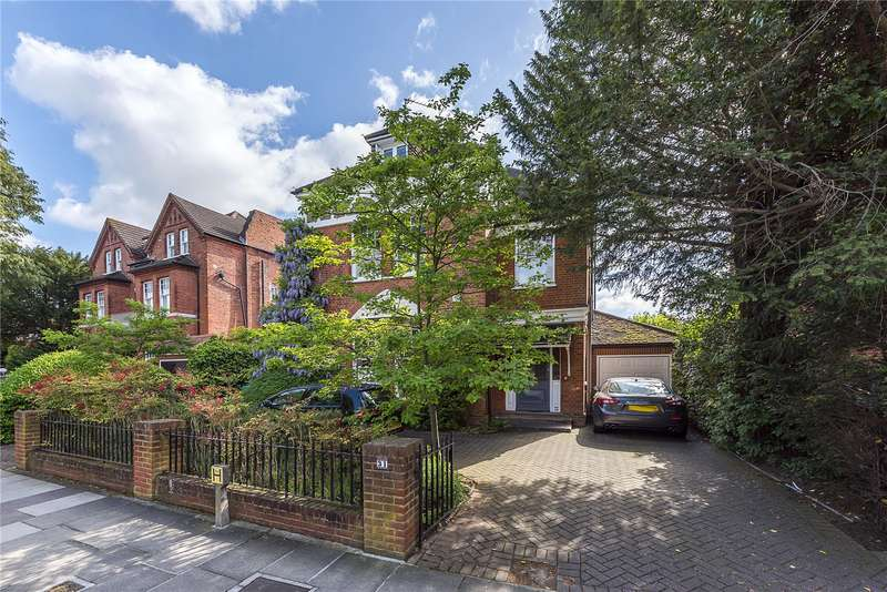 6 Bedrooms Detached House for sale in Strawberry Hill Road, Strawberry Hill, TW1